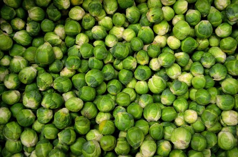 Brussel Sprouts (Pixabay)